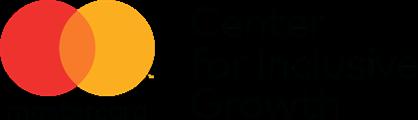 MasterCard Center for Inclusive Growth logo