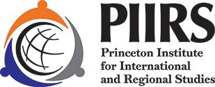 Princeton Institute for International and Regional Studies logo